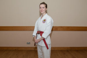 Maddie assistant instructor